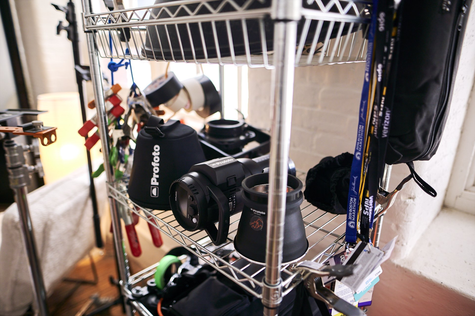 Studio + Edit Suite Time-lapse Photographer
